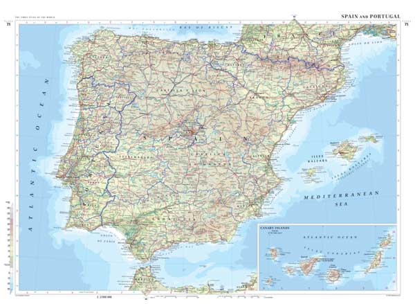 Image Result For Camino Frances Map